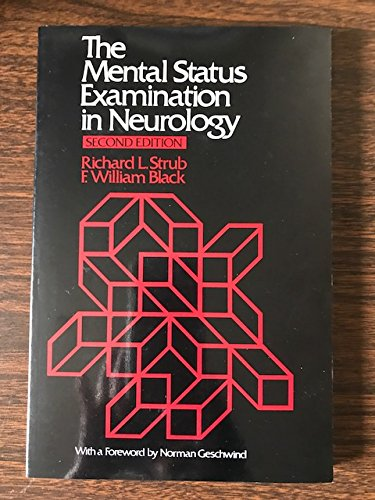 9780803682115: The Mental Status Examination in Neurology