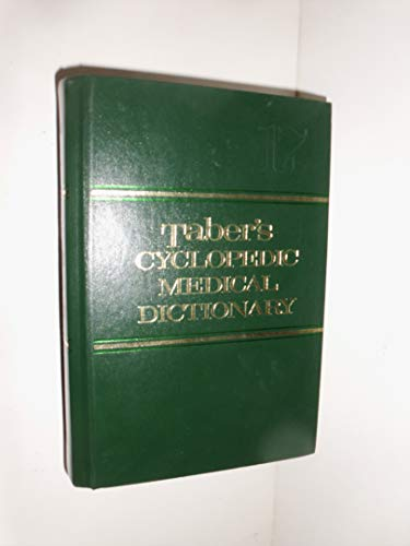 9780803683136: Taber's Cyclopedic Medical Dictionary
