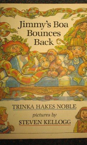 9780803700505: Jimmy's Boa Bounces Back