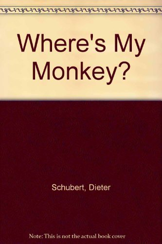 9780803700697: Where's My Monkey?