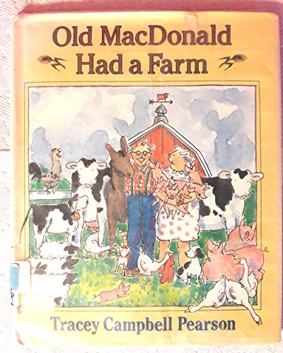 9780803700703: Pearson Tracey C. : Old Macdonald Had A Farm (Library Edn)