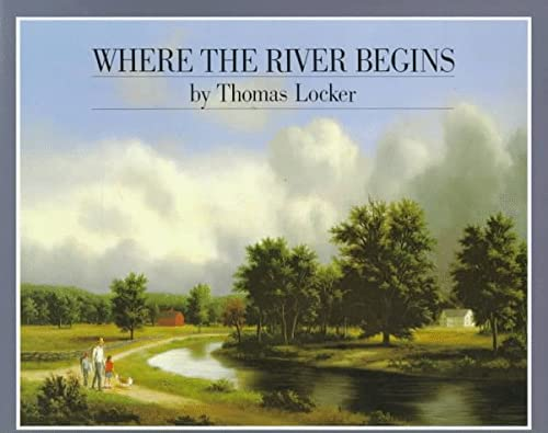 9780803700895: Locker Thomas : Where the River Begins (Hbk)
