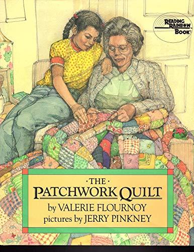 9780803700987: Flournoy Valerie : Patchwork Quilt (Library Edn)