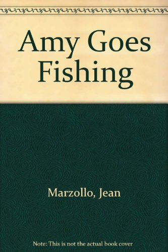 Amy Goes Fishing (Dial easy-to-read): Marzollo, Jean