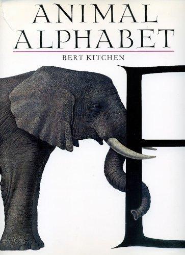 9780803701175: Kitchen Bert : Animal Alphabet (Hbk)