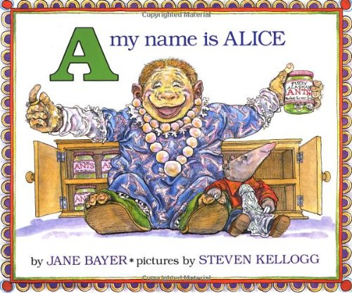 9780803701236: A, My Name Is Alice