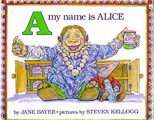 9780803701243: Bayer & Kellogg : My Name is Alice (Library Edn)
