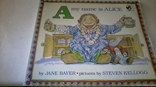 9780803701304: Bayer & Kellogg : My Name is Alice (Pbk)