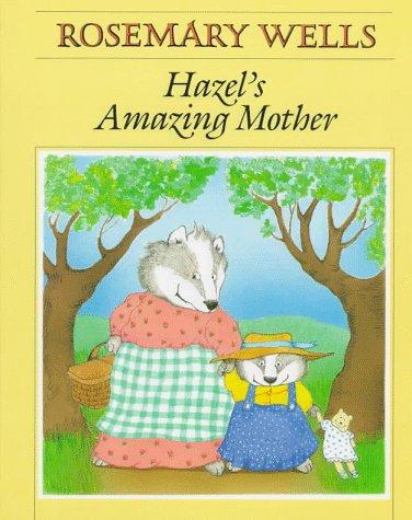 9780803702097: Wells Rosemary : Hazel'S Amazing Mother (Hbk)