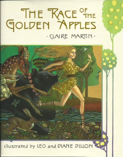 The Race of the Golden Apples: Martin, Claire