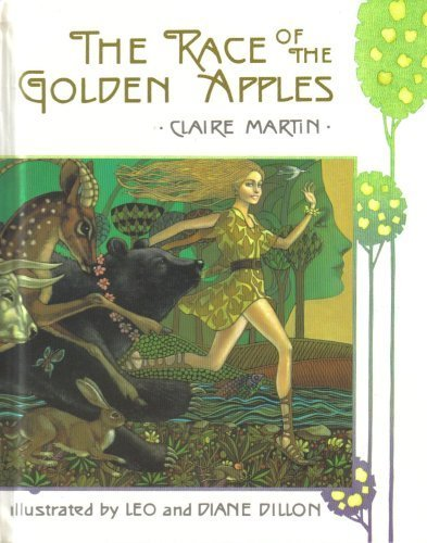 The Race of the Golden Apples: Claire Martin, Diane