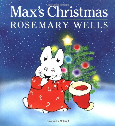9780803702899: Wells Rosemary : Max'S Christmas (Hbk) (Max and Ruby)