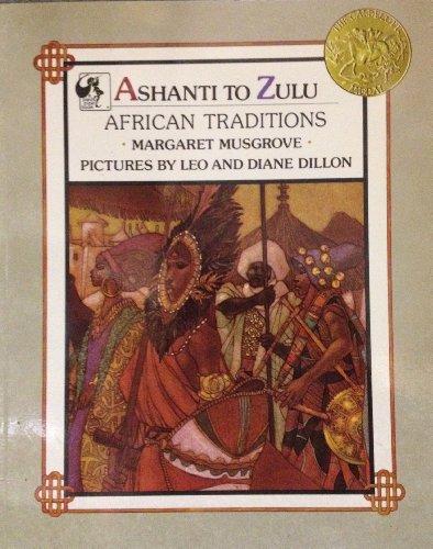 9780803703087: Musgrove Margaret : Ashanti to Zulu (Pbk)