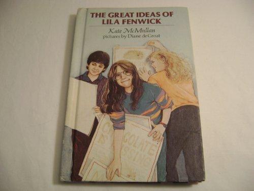 9780803703162: The Great Ideas of Lila Fenwick