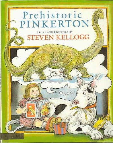 9780803703230: Prehistoric Pinkerton