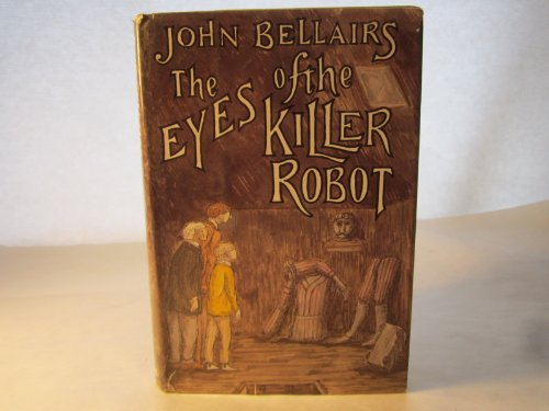 9780803703254: The Eyes of the Killer Robot: Library Edition
