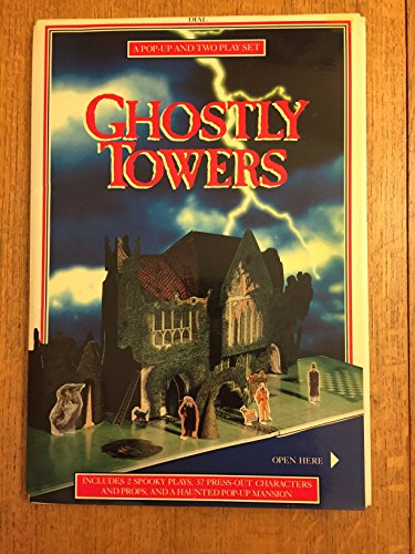 Ghostly Towers: Pop-Up and Play Set