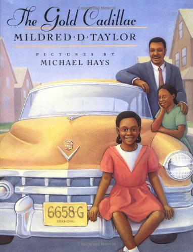 9780803703421: Taylor Mildred D. : Gold Cadillac (Hbk)