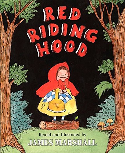 9780803703445: Marshall James : Red Riding Hood (Hbk)