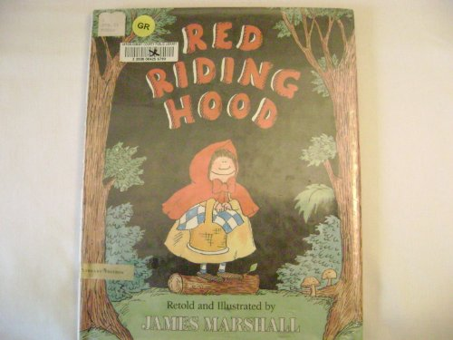 9780803703452: Marshall James : Red Riding Hood (Library Edn)