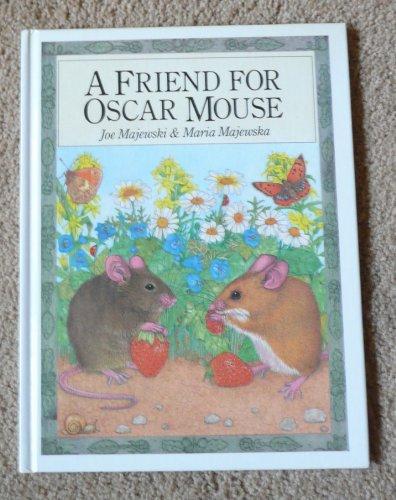 9780803703483: Majewski & Majewska : Friend for Oscar Mouse (Hbk)