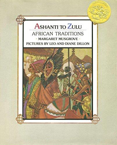 9780803703575: Ashanti to Zulu: African Traditions