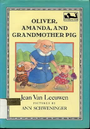 9780803703612: Oliver, Amanda, and Grandmother Pig (Dial Easy-To-Read)