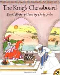 9780803703650: The King's Chessboard