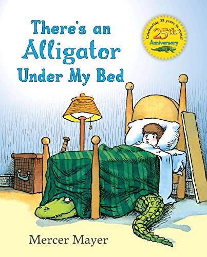9780803703742: There's an Alligator Under My Bed