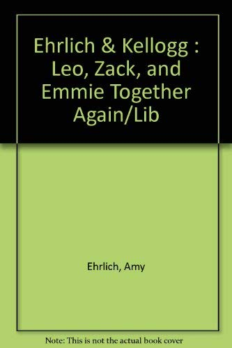 9780803703827: Leo, Zack, and Emmie Together Again (Easy-to-Read, Dial)