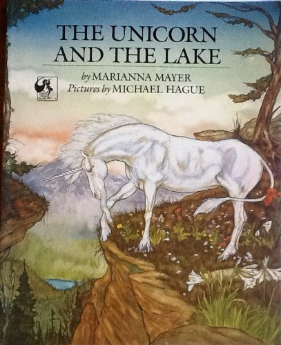 9780803704367: The Unicorn and the Lake