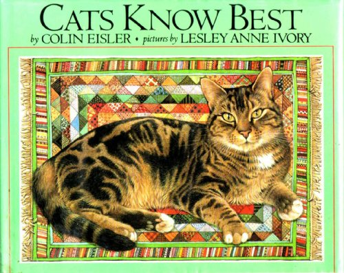 9780803705036: Eisler & Ivory : Cats Know Best (Hbk)