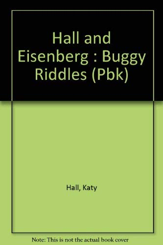9780803705548: Buggy Riddles