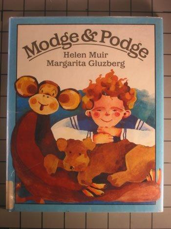 9780803705845: Modge and Podge