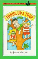 9780803705968: Marshall James : Three up A Tree (Pbk)