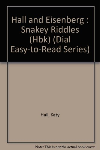 9780803706699: Snakey Riddles (Easy-to-Read, Dial)