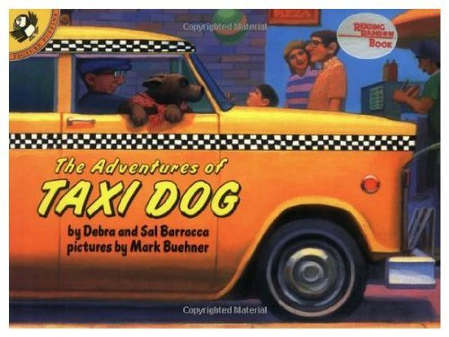 9780803706729: The Adventures of Taxi Dog