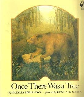 9780803707054: Romanova & Spirin : Once There Was A Tree (Pbk)
