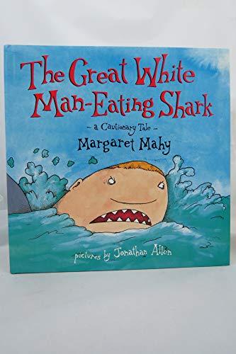 9780803707498: The Great White Man-Eating Shark