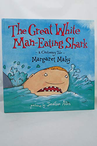 9780803707498: The Great White Man-Eating Shark