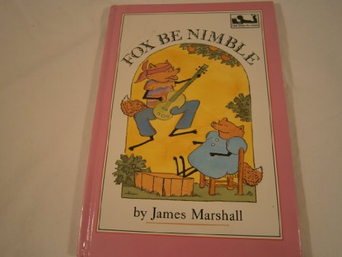 9780803707603: Fox Be Nimble (Easy-to-Read, Dial)