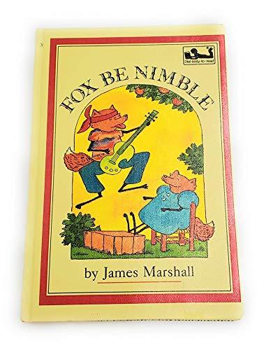 9780803707610: Marshall James : Fox be Nimble (Library Edn)