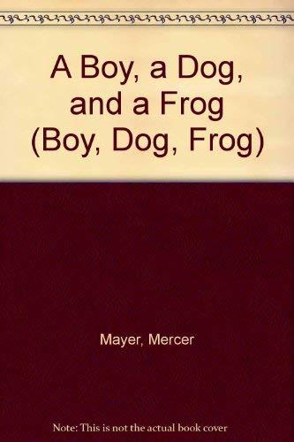 9780803707634: Mayer : Boy Dog Frog Tr
