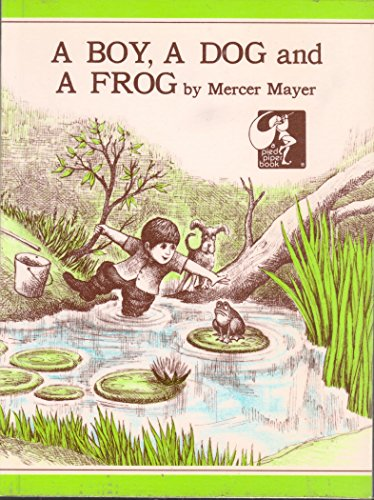 9780803707696: Mayer Mercer : Boy, A Dog and A Frog (Pbk)
