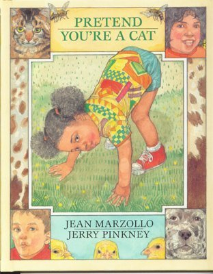 9780803707733: Marzallo Jean : Pretend Youre Cat (Trade Edn)