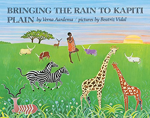 9780803708099: Aardema & Vidal : Bringing the Rain to Kapiti Plain (Hbk) (Reading Rainbow Books)