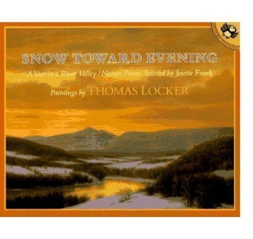 9780803708105: Locker Thomas : Snow toward Evening (Hbk)