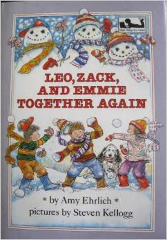 9780803708372: Leo, Zack, and Emmie Together Again (Easy-to-Read, Puffin)