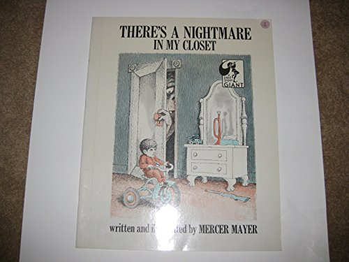 9780803708433: Mayer Mercer : There'S A Nightmare in My Closet