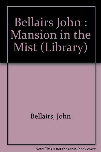 9780803708464: Bellairs John : Mansion in the Mist (Library)